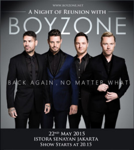 boyzone back again no matter what