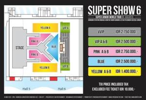 ss6 concert plan
