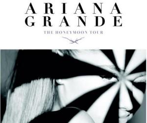 Ariana Grande the honeymoon tour