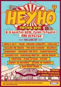 heyho festival 2015