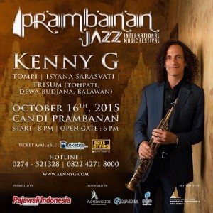 prambanan jazz international music festival