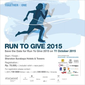 run to give 2015