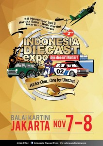 2nd Indonesia Diecast Expo