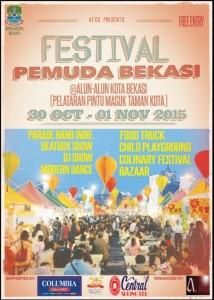 Festival Pemuda Bekasi