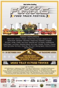 food furious - food truck festival