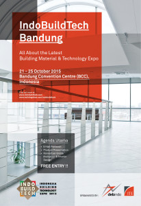 indobuildtech expo 2015