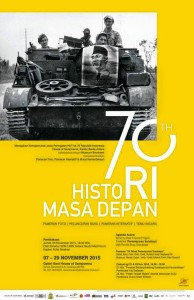 70th Histori Masa Depan di Surabaya