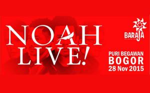 Noah Live Bogor