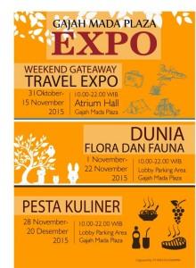 Pesta Kuliner Gajah Mada Expo
