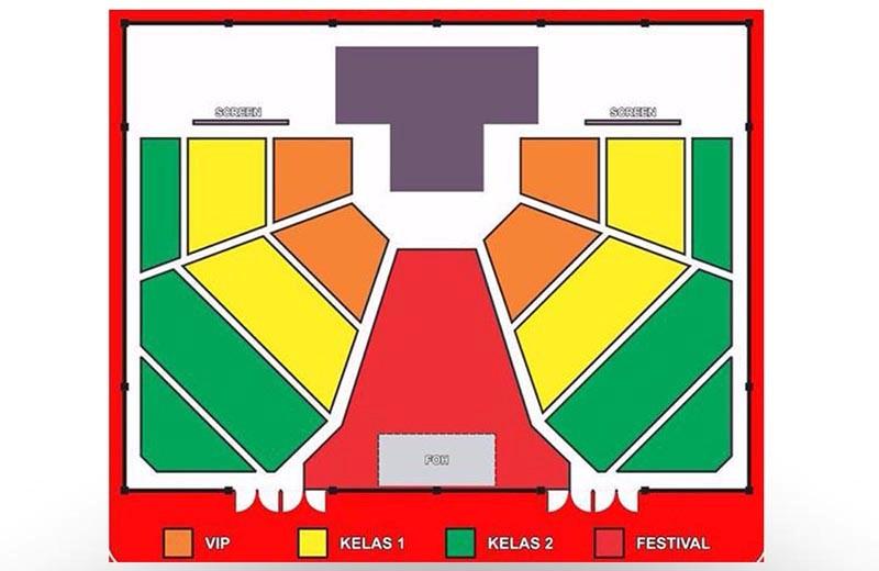 noah live bogor seat map