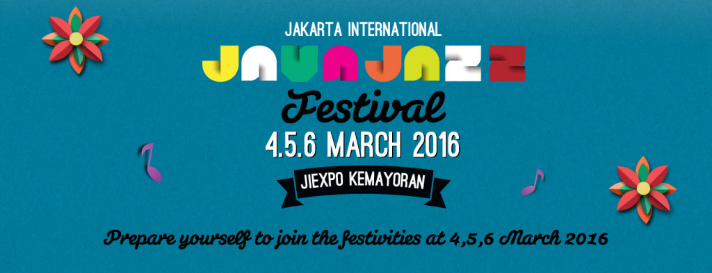 Java Jazz Festival 2016
