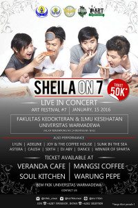 Sheila on 7 Live in Concert Bali