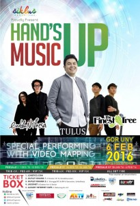 Hands Up Music Jogja 2016