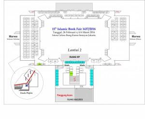 islamic book fair 2016 lantai 2