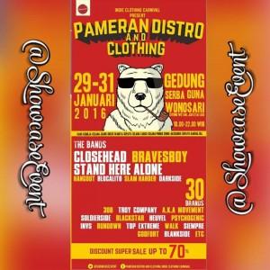 pameran distro and clothing yogyakarta