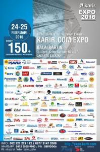 Jakarta Karir Expo - Balai Kartini