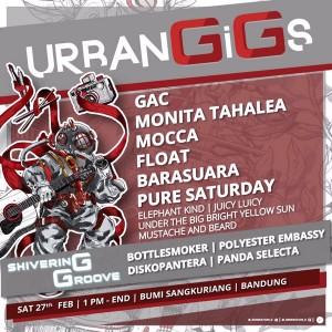 Urban GiGs Bumi Bandung Sangkuriang