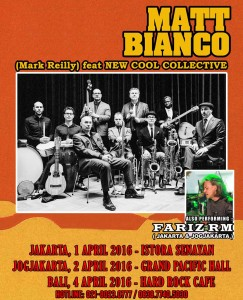 Mat Bianco -Mark Rilley- feat New Cool Collective