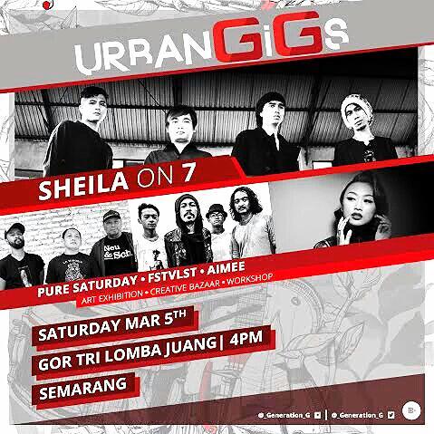 Urban Gigs Semarang