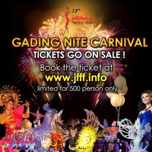 Gading Nite Carnival 2016