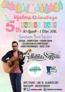 Hijabers Surabaya 5th Anniversary