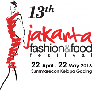Jakarta Fashion and Food Festival 2016