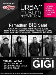 Urban Muslim Festival 2016