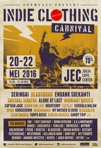 Indie Clothing Carnival Jogjakarta
