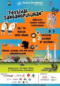 Surabaya Urban Culture 2016