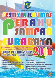 festival kalimas surabaya 2016