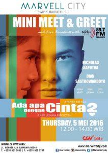 mini meet and greet aadc 2