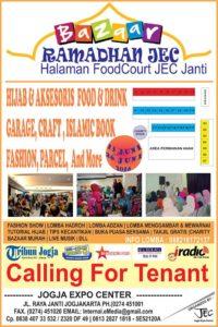 Bazaar Ramadhan Jogja Expo Center