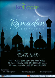 Bazaar Ramadhan Salebration